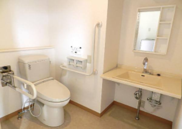 トイレ・洗面所場